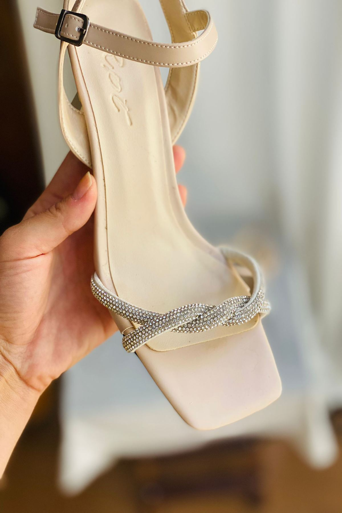 Y5000 Ten Topuklu Ayakkabı