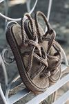 YKHS01 Vizon Halat Sandalet