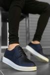 B003 Lacivert BT Klasik Ayakkabı