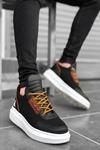 B606 Siyah BT Sneaker