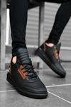 B606 Siyah ST Sneaker